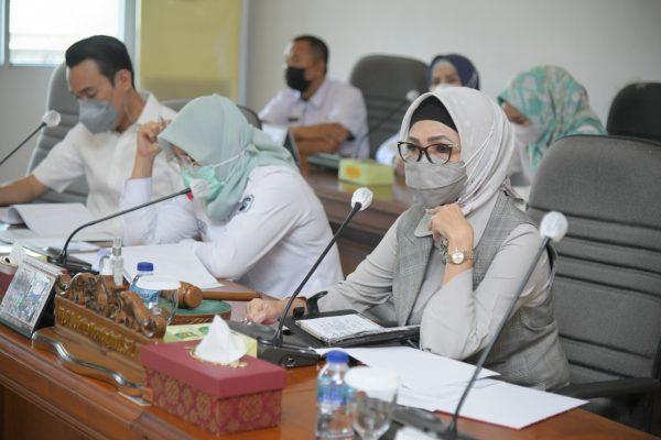 Audiensi dari Komite Reforma Agraria (KRASS) Sumatera Selatan